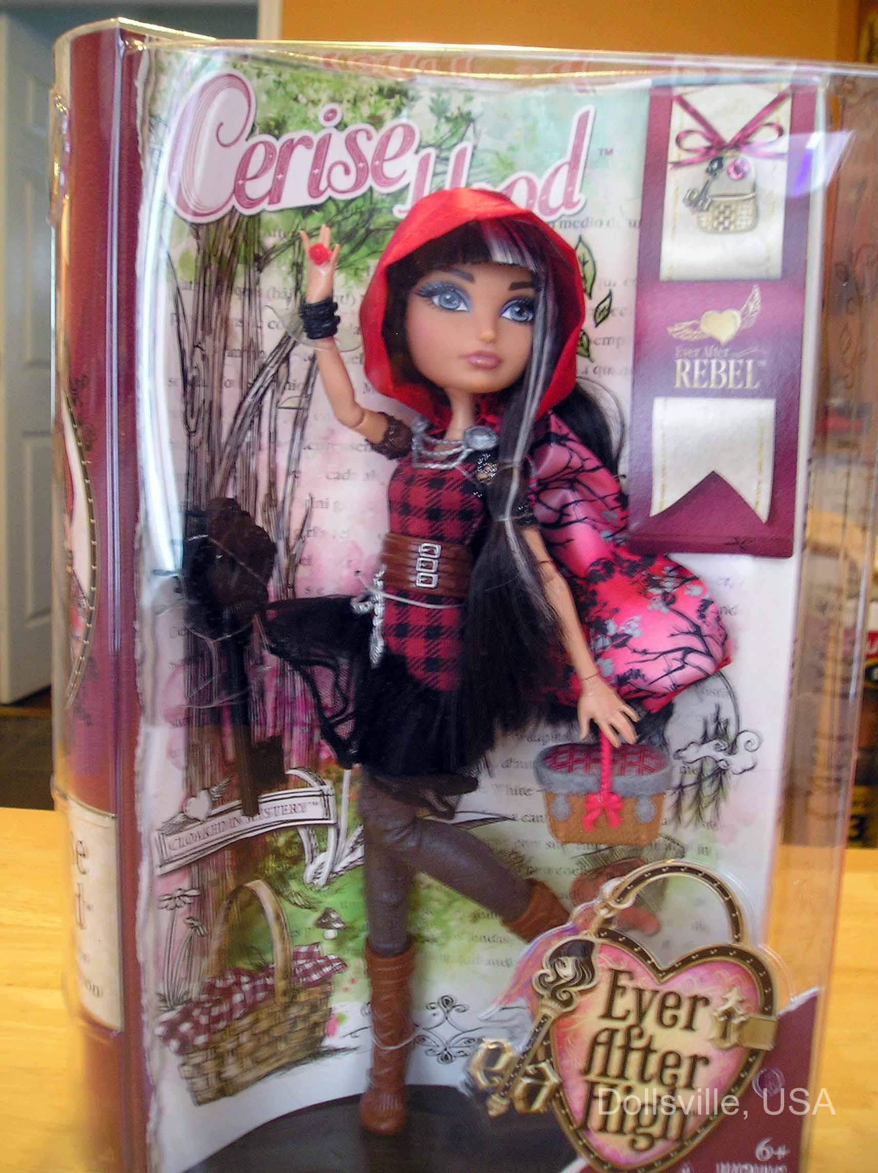 Cerise Hood | Dollsville, USA
