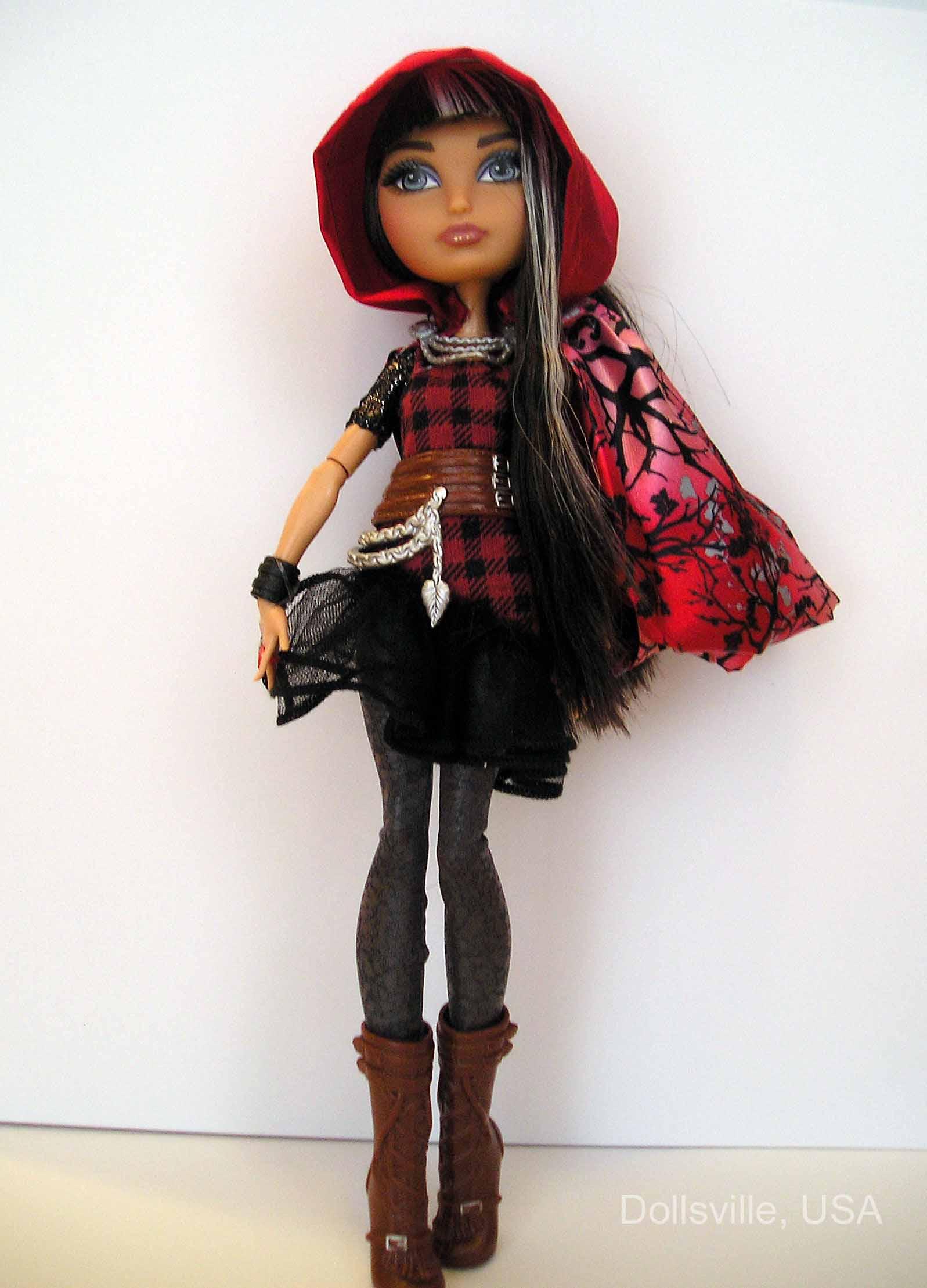 Cerise Hood   Dollsville, USA   Cerise Hood