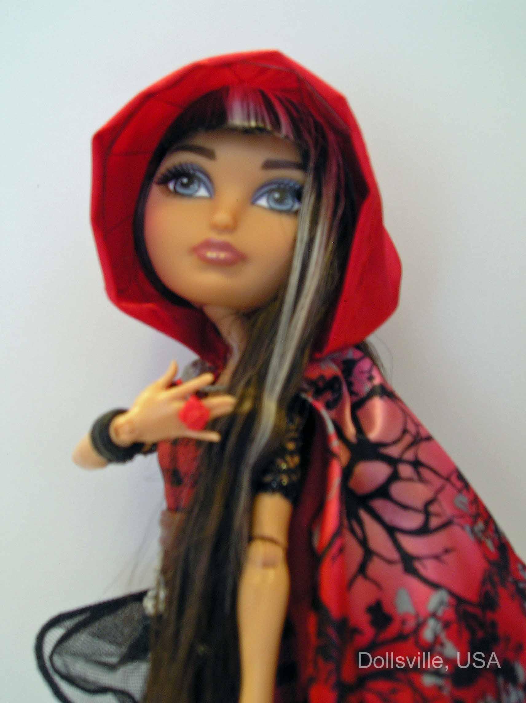 Cerise Hood Legacy Day Doll   Cerise Hood