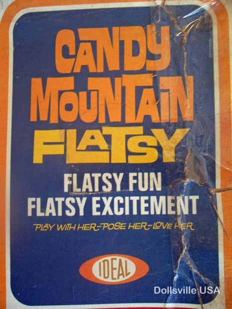 Candy Mountain Flatsy promised Flatsy Fun and Flatsy Excitement!