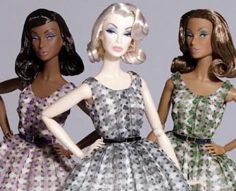 FR Monogram Basic dolls, 2013. Photo courtesy of Integrity Toys