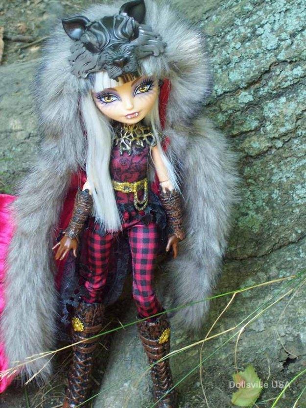 San Diego Comic Con 2014 Cerise Wolf | Dollsville, USA