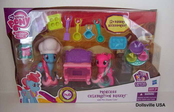 My Little Pony Pop Kits And The Princess Celebration
