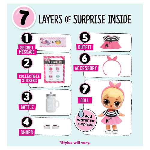 Lol Surprise By Mga Entertainment Dollsville Usa